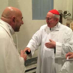 Santa Messa celebrata dal Cardinale Vicario di Roma S. EM. Agostino Vallini