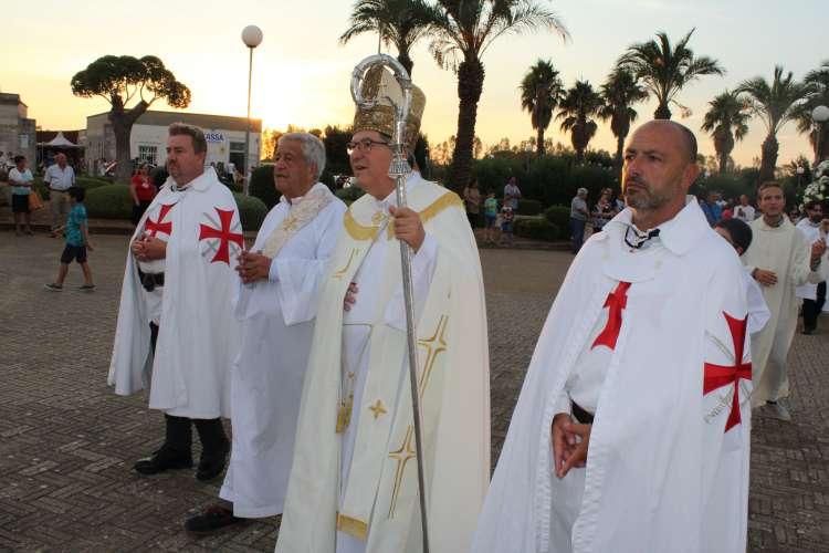 Madonna Pellegrina di Fatima a Brindisi